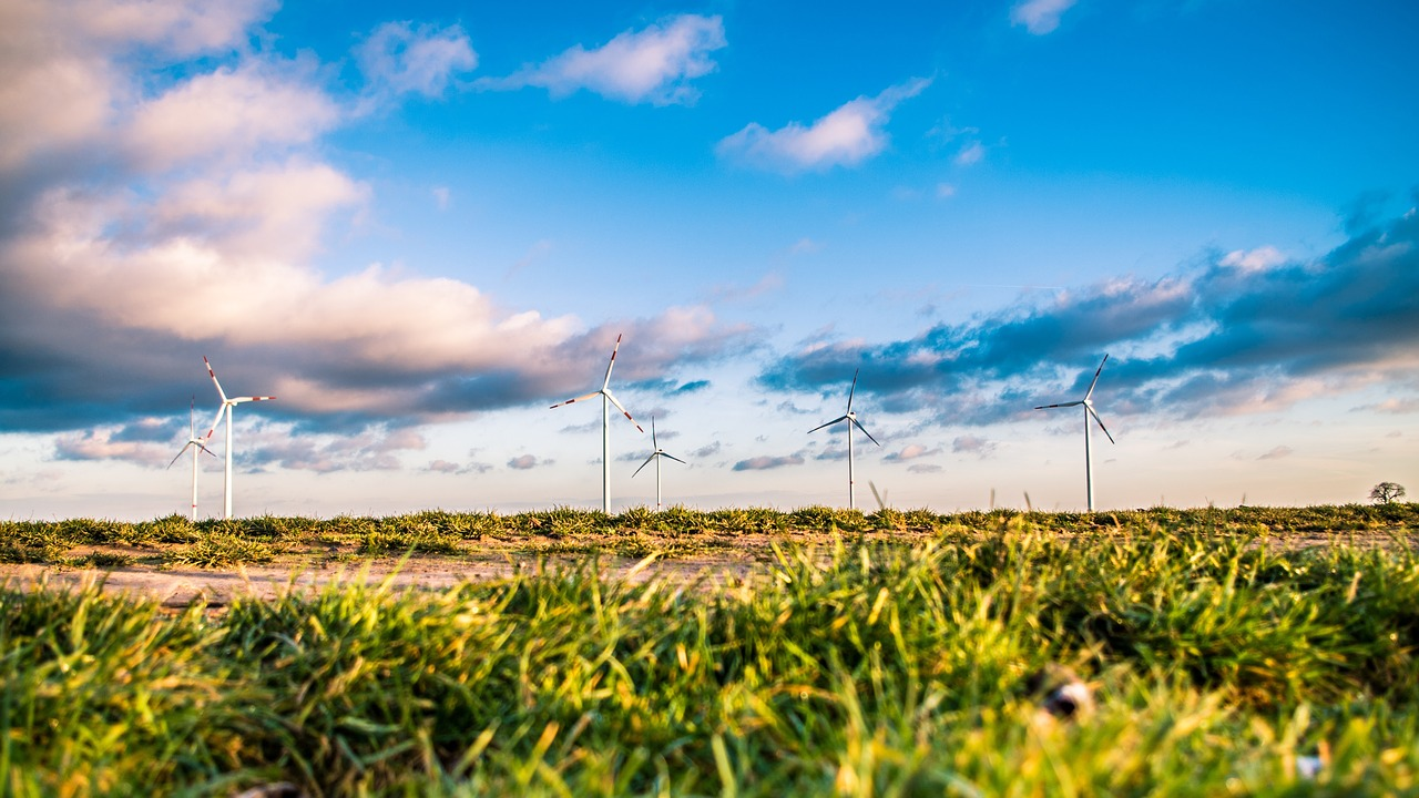JBJ Gallery Wind Turbine